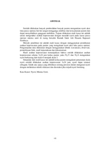 Asuhan Keperawatan Dengan Masalah Nyeri Akut Pada Luka Pasca Operasi Mioma Uteri Di Ruang Bersalin Rs Adi Husada Kapasari Surabaya Unusa Repository